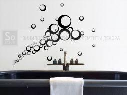 Летящие пузыри